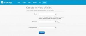 Създаване на биткойн портфейл
