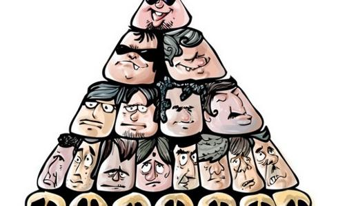 Gladiacoin/Гладиакойн е пирамида